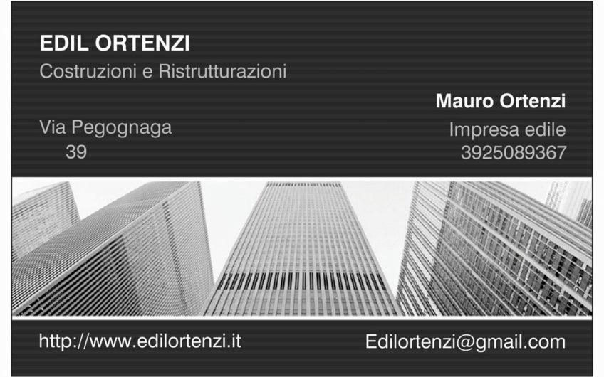 Edil Ortenzi – Ristrutturazioni