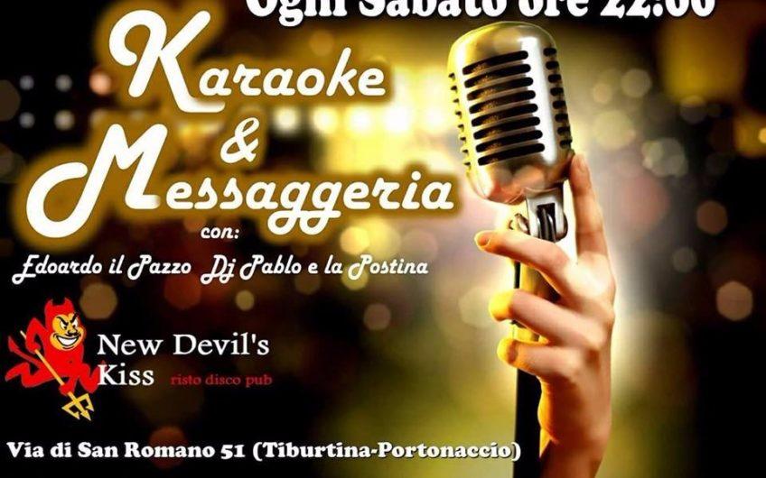 Pub New Devil's Kiss – Tiburtina